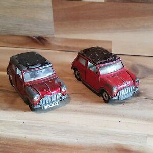 Dinky toys . vintage toy cars, spares or repair. Mini