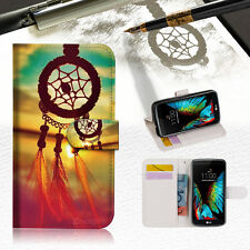 Dream Catcher Wallet Case Cover For ZTE AXON mini --A008