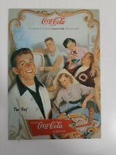 Limited Edition Coca Cola Coke Phonecard in Folder