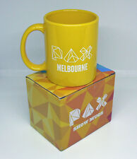 2017 PAX Melbourne Show Mug Yellow AUS Australia Australian Gaming Coffee Cup