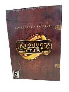 Lord of the Rings Online -- Collector's Edition (PC, 2008)