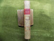 Oeuvres de Salluste Trad. Dureau de Lamalle 2nde éd. 1811 relié - Rome Latin