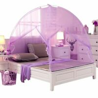 Romantic Mosquito Net For Bed Canopy Adults Canopy Netting For Double Single Bed