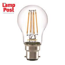 Sylvania 0027244 - 4W 4 Watt LED Filament Light Bulb Golf Ball Shape B22 Cap