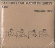 The Hospital Radio Request List 2 (CD 2004) Gravenhurst John Parish SJ Esau MINT