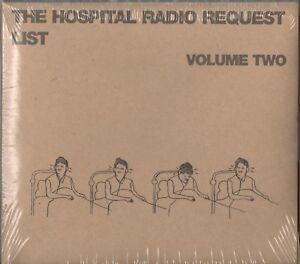 The Hospital Radio Request List 2 (CD 2004) Gravenhurst John Parish SJ Esau MINT