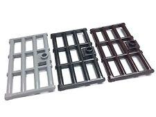 LEGO 60621 1X4X6 Door Barred  - FREE P&P!