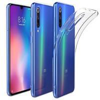 Handy Case für Xiaomi Mi 9 SE Hülle Transparent Schutz Tasche Handyhülle Cover