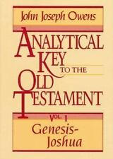 Analytical Key to the Old Testament, vol. 1: Genesis–Joshua (English and Hebrew