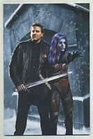 Angel: After the Fall #10 2008 Retailer Incentive Virgin Variant Limited IDW va
