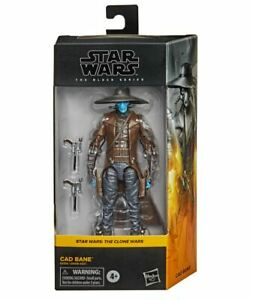 STAR WARS THE CLONE WARS BLACK SERIES CAD BANE STANDARD RELEASE
