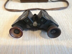 Tourox 8x Binoculars By J.D Moeller Wedel Vintage Antique