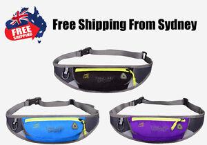 Running Belt Jogging Cycling Mobile Key Waist Bag Gym Yoga Fitness Gym Pouch