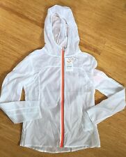 ROXY & COURREGES Track Jacket Size S NWT NEW ERJJK03157