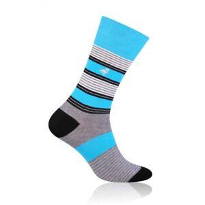 TUESDAY Mens Coloured Cotton Rich Socks, Colourful Socks, Fun Socks