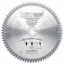 Lame per taglio di precisione Serie 285 CMT 285.080.10m