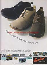 Hawkins Shoes 1999 Magazine Advert #7582