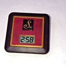 Scrabble 50th Anniversary Collectors Edition Electronic Timer
