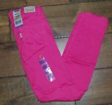 Girls Levis Leggings Skinny Jeans Pink 12 R NWT