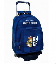 Real Madrid cartable à roulettes Kings of Europe trolley L sac dos 42 cm 272068