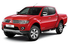 "Mitsubishi L200 2005–2015 factory workshop service manual sent as a ""Download"""