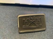 85 92 Oem Volkswagen Vw Jetta Golf Mk2 Mkii Wolfsburg Fender Emblem Badge Logo Fits Jetta