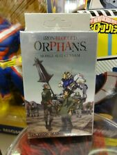MS Gundam Iron Bloodied Orphans Official Manga & Anime Playing Cards 516223