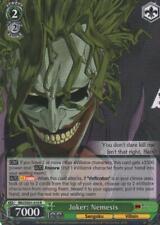 Joker: Nemesis - BNJ/SX01-010 R 1x Near Mint Weiss Schwarz