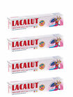 4x LACALUT BABY 0-4 years Toothpaste Without Sugar for Teeth  Gums 50ml