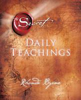 The Secret DAILY TEACHINGS by Rhonda Byrne (Hardback) Book *NOTE DAILY TEACHINGS