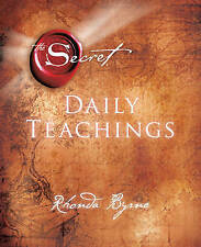 The Secret Daily Teachings Rhonda Byrne title New Book