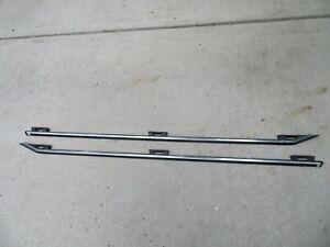 Vintage Chevrolet GMC S10 S15 Truck Bedrail Bed Rail Set 80's 90's OEM