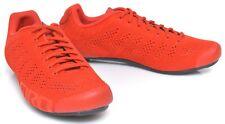 Giro Empire E70 Knit Road Bike Shoes EU 42.5 US Men 9.5 Red 3 Bolt Gravel Lace