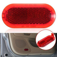 Door Panel Red Warning Light Reflector For Beetle Caddy Touran 6Q0947419