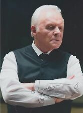 """Westworld (2016) Anthony Hopkins """"Robert Ford"""" EXTREMELY RARE SIGNED RP 8x10!!!"""