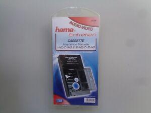 Cassette Video Adaptateur VHS / S-VHS VHS-C HAMA - Neuf !!!