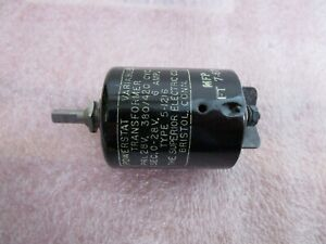 5-1216 POWERSTAT VARIABLE TRANSFORMER BY SUPERIOR ELECTRIC CO.