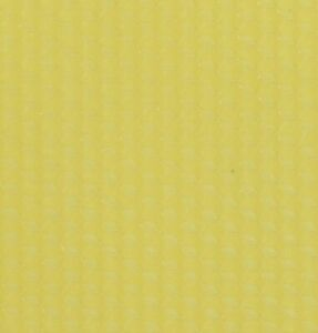 """10 sheets of 16"""" x 8"""" beeswax for rolled candles bees wax & 5m of 3/4"""" wick"""
