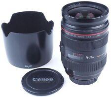 Canon EF 24-70mm 24-70 mm 24 70 mm 2.8 2,8 L USM Canon-Fachhändler * 2653