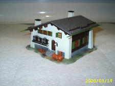 Alpine House for sale Chalet style in detail Model B-298 Ho Scale building  Nice