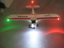 RC LED NAVIGATION lights WIDE ANGLE for Super Cub Hobbyzone Sport cub Airplane