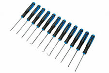 12 Pce Precision Small Screwdriver and Pick Tool Set - Slotted Philips and Torx