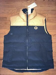 Timberland Mens Puffer Vest Size Large NWT $168