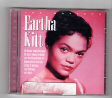 (IM563) Eartha Kitt, The Masters - 1997 CD