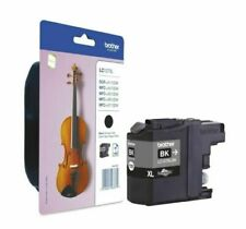 GENUINE AUTHENTIC BROTHER LC127XL BLACK INK CARTRIDGE LC127XL-BK