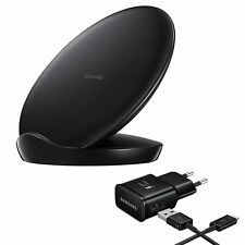 Samsung EP-N5100 Original Induktiv Ladestation Galaxy S8 S9 Plus inkl. Ladegerät