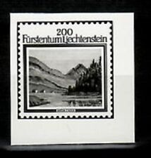 Photo Essay, Liechtenstein Sc761 Painting, Landscape, Anton Ender (b. 1898).