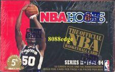 1993-94 HOOPS SERIES 2 FACTORY SEALED BOX - MICHAEL JORDAN+WEBBER/PENNY ROOKIE