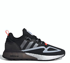 Adidas ZX 2K Boost Lifestyle Shoes Sneakers Black FY5724 Size 4-12