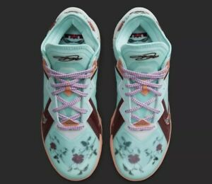 New Nike Lebron 18 Low x Mimi Plange Daughters Size 7Y Women's 8.5 DN4177-400